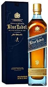 Johnnie Walker Blue Label Blended Scotch Whisky 20 cl