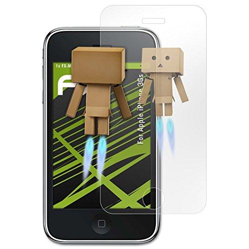 für Apple iPhone 3Gs Spiegelfolie, Spiegeleffekt FX Schutzfolie ()