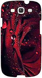 Timpax protective Armor Hard Bumper Back Case Cover. Multicolor printed on 3 Dimensional case with latest & finest graphic design art. Compatible with Samsung S3 - I9300 Galaxy S III Design No : TDZ-24549