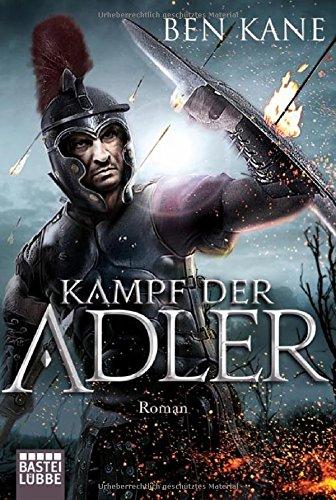 Kane, Ben: Kampf der Adler