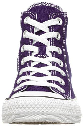 Converse Ctas Season Hi, Sneakers Hautes femme Violet (Violet Foncé)