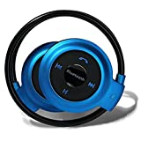 CASVO Mini-503 Bluetooth Stereo on The Ear Headphones with TF/SD Card Up to