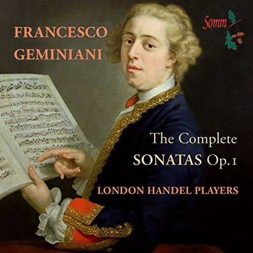Preisvergleich Produktbild Sämtliche Sonaten Op.1