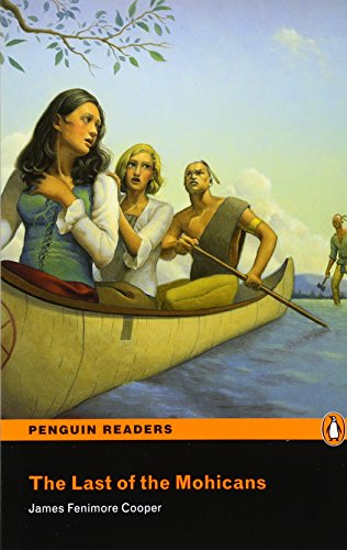 Penguin Readers 2: Last of The Mohicans, The Book & MP3 Pack (Pearson English Graded Readers) - 9781408278086 (Pearson english readers)