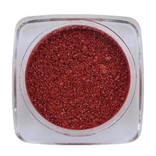 wyxhkj Ombre à paupières Poudre scintillante couleurs chatoyantes fard à paupières métallisé yeux cosmétique (D)
