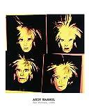 Andy Warhol – Self-Portrait 1986 Poster Drucken (40,64 x 50,80 cm)