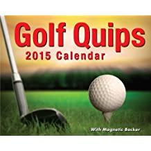 Golf Quips 2015 Day-to-Day Mini Box Calendar