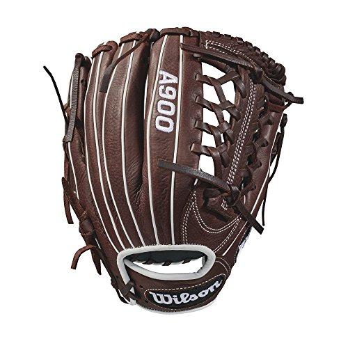 Wilson A90029,8cm Baseball Handschuh: wta09rb181175, Herren, 2018 A900tm 11.75