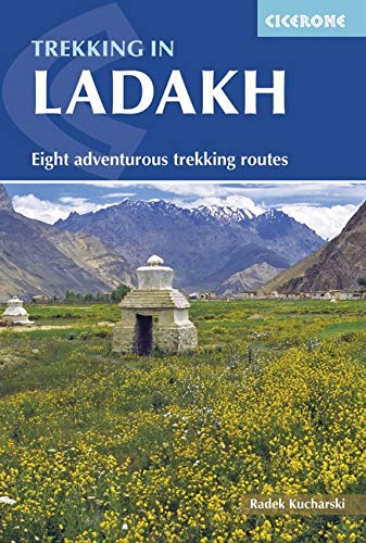 Trekking in Ladakh (International Trekking) por Radek Kucharski