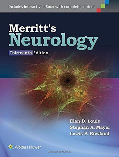Merritt's Neurology by Elan D. Louis (2015-10-01)