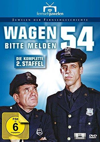 Wagen 54, bitte melden - Die komplette 2. Staffel (Fernsehjuwelen) [5 DVDs] (5 Melden)