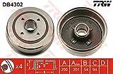 TRW Brake Drum - DB4302