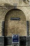 JP London spmurlt0058Ziegelsteinwand abnehmbarer Wandbild Harry Plattform 93/4Potter bei 2'Breite, 3' Hohe