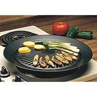 Griglia barbecue per fornello a gas da campeggio piatto piastra