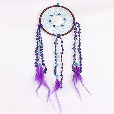 "Nusey(TM) ""The Heirs"" Dream Catcher Korean Drama Feather Dream Catcher Ornament Decorative"