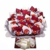 Lindt Lindor 22 Chocolate Bouquet - Sweet Hamper Tree...