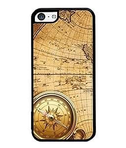 PrintVisa Designer Back Case Cover for Apple iPhone 5C (West Directions)