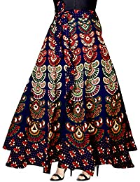 c04e6f0010e4b4 Cotton Women's Skirts: Buy Cotton Women's Skirts online at best ...
