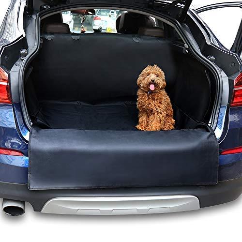 Cheerforu Autoabdeckung für Hunde, Autoschutz, wasserdicht, Rutschfest, für Hunde, für Autos 185 * 103 * 34 cm