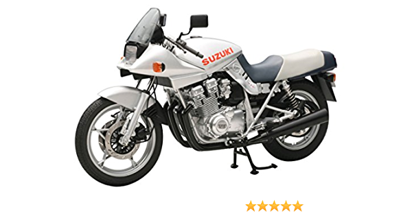 Suzuki Gsx 1100 S Katana Silber Spielzeug