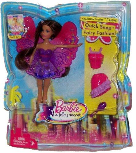 Barbie A Fairy Secret - Quicksnap Fashions - Taylor [Toy]