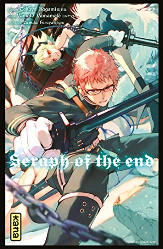 Seraph of the end - Tome 7 par Takaya Kagami