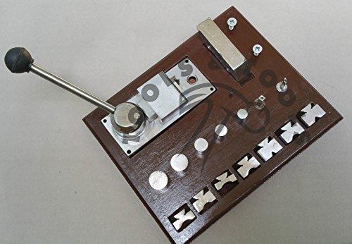 Hohe Qualität Super Ring Biegen geschwungene Werkzeug Maschine Jewelry Craft Wirtschaft Modell
