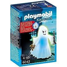Playmobil Caballeros - Figura fantasma del castillo, con LED multicolor (6042)
