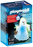 Playmobil 6042 - Fantasma Luminoso del Castello, Bianco