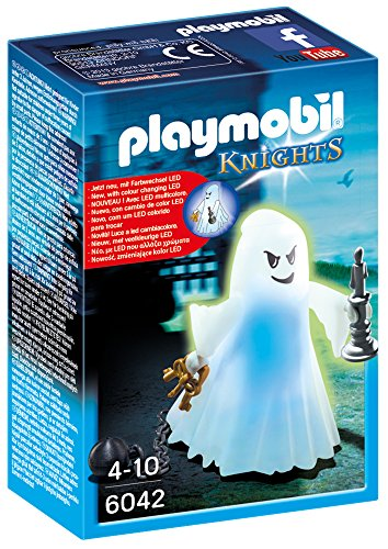 Playmobil Fantasma Castillo Led-Multicolor