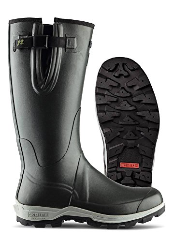 Nokian Footwear - Bottes en caoutchouc -Kevo Outlast High- (Outdoor) [15740595] Olivo Nuovo