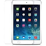 [Lot de 2] iPad Mini 3 protection d'écran en verre, Newell ™ Premium 0,26 mm Protection d'écran en verre trempé pour iPad Mini/iPad Mini 2/iPad mini 3/New Apple iPad Mini écran Retina sans bulles anti-traces Dureté 9H Oil-stain 2.5 D Round Edge