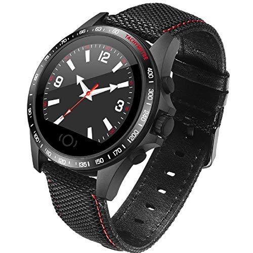 GreatFunLange Standby-Schlafüberwachung Herzfrequenzüberwachung Geeignet für Kinder Erwachsene Ältere Wasserdichte Multifunktions-Smart Watch Smart Armband