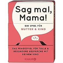 Sag mal, Mama!: Das Fragespiel für Mutter und Kind