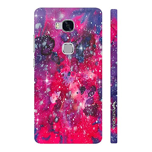 Enthopia Designer Hardshell Case Blood in our veins Back Cover for Huawei Honor 5X