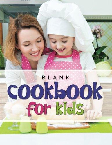 Blank Cookbook For