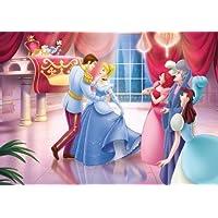 Disney Princess Cinderella - 70 Piece Puzzle - A - Jigsaw Puzzle by Jumbo