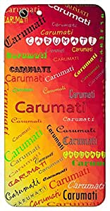 Carumati (Intelligent Wise) Name & Sign Printed All over customize & Personalized!! Protective back cover for your Smart Phone : Apple iPhone 5/5S