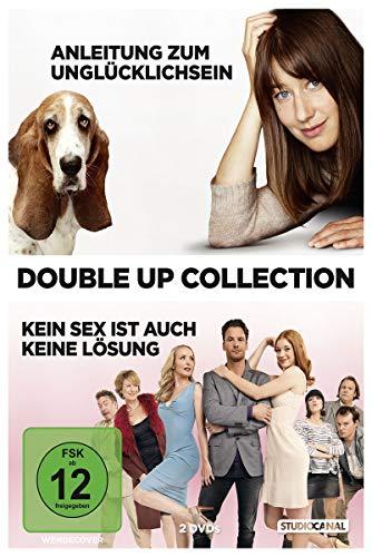 Double Up Collection: Anleitung zum Unglücklichsein / Kein Sex ist auch keine Lösung [2 DVDs]