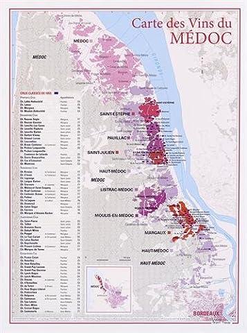 Carte des vins du