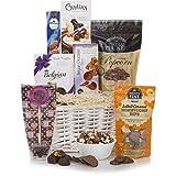Cesta de Placer de Chocolate - Cestas de chocolate de lujo - El último regalo dulce...