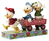 ENESCO Disney Tradition Here Comes Trouble (Huey, Dewey & Louie Figur)