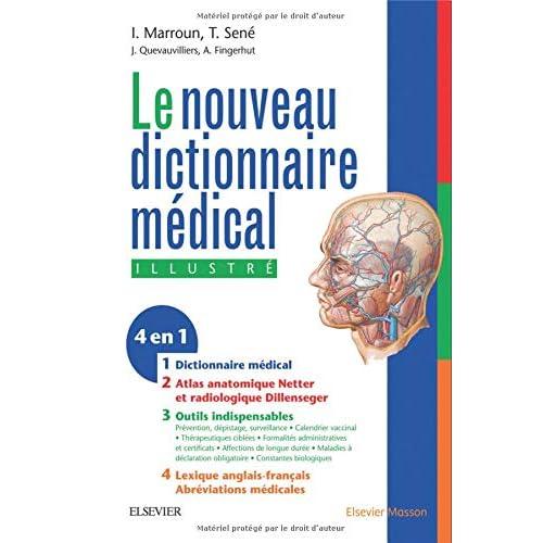 Nouveau dictionnaire médical