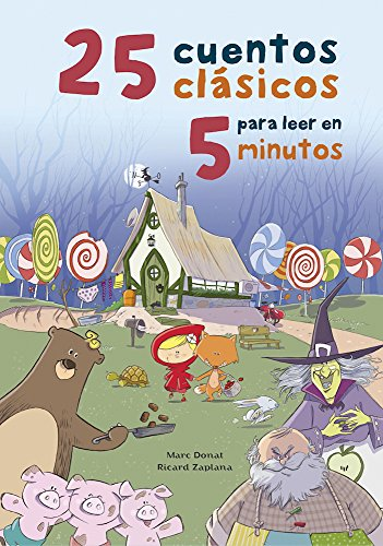 25-cuentos-clasicos-para-leer-en-5-minutos-25-classic-stories-to-read-in-5-minutes