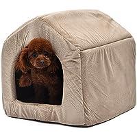 pawz road 2 en 1 maisoncanap chien chat niche chien interieur de haute