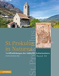 St. Prokulus in Naturns (Veröffentlichungen des Südtiroler Kulturinstitutes)