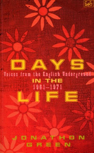 Vogue Vintage Rock (Days In The Life: Voices from the English Underground, 1961-71 (English Edition))