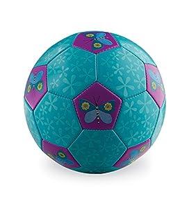 Crocodile Creek-2213-2Mariposas 3-Balón de fútbol, Talla 3