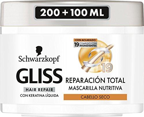 Gliss Reparador Total Masque Capillaire Réparatrice 300 ml