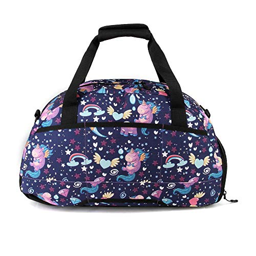 Oh My Pop! Pop! Magic-Uptown Sporttasche Tote da Palestra, 51 cm, 33.5 Liters, Multicolore (Multicolour)